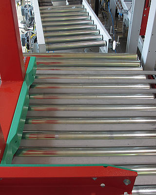 SMB Sliding palletizer