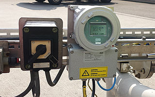 MLA1000 – Kontinuierliche Messungen der Leitfähigkeit in Flugbenzin (Kerosin)