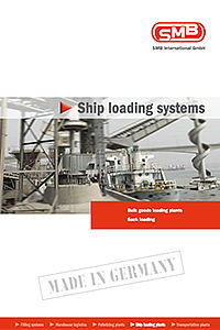 Product Information Ship Loading Systems/Reclaimer