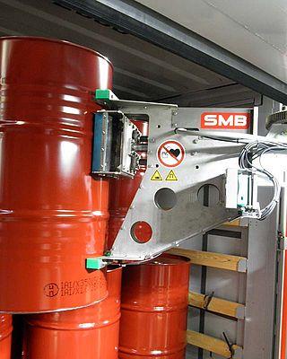 SMB Beladesystem