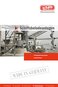 Produktinformation SMB Reclaimer/Becherwerke