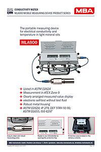 Data Sheet MLA900